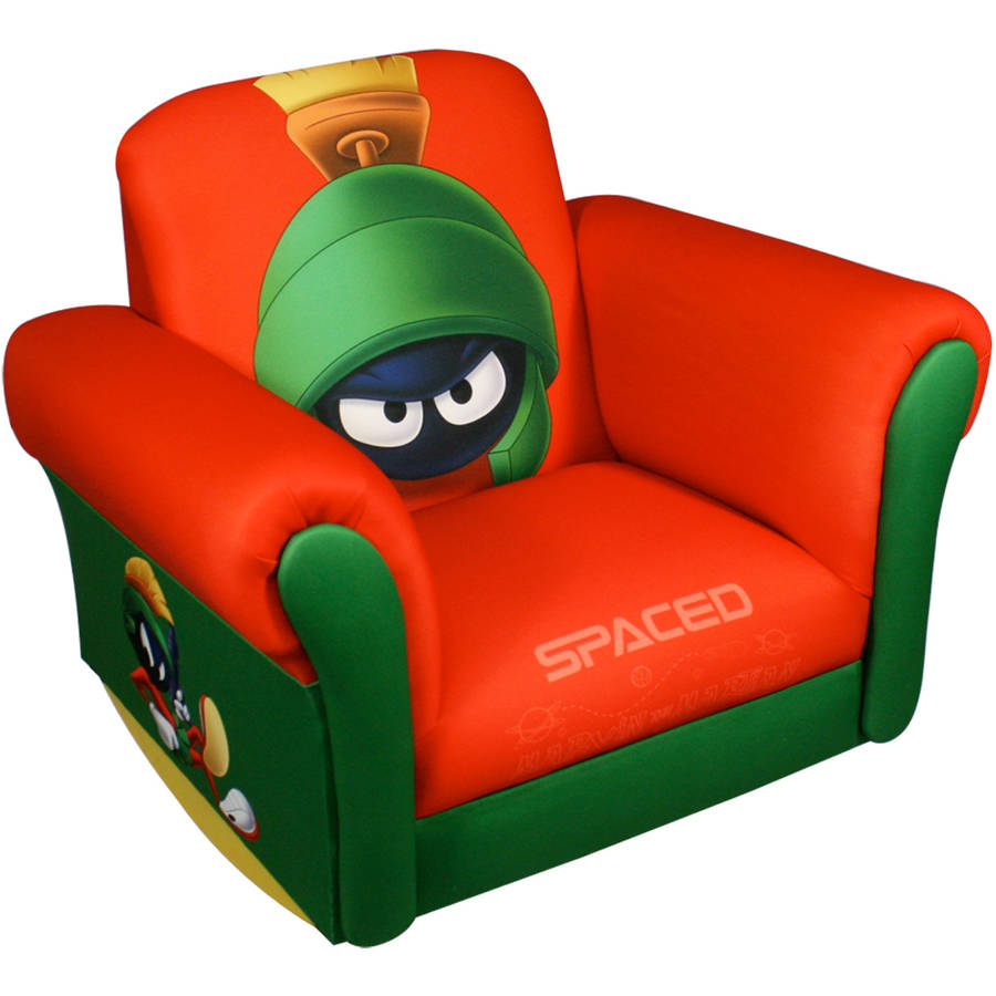 Marvin the Martian Polyester Deluxe Rocker