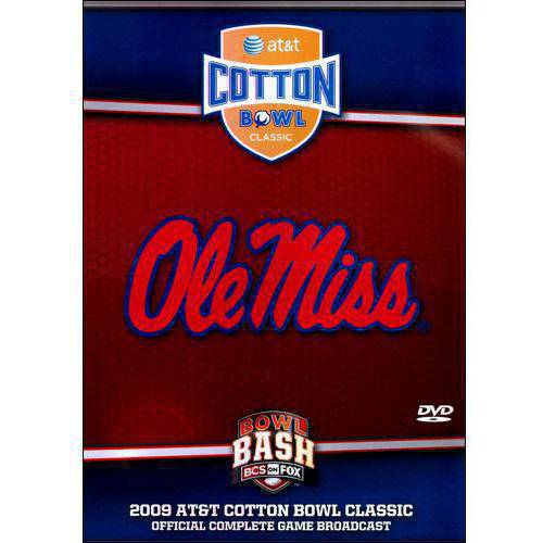 2009 AT&T Cotton Bowl Classic: Ole Miss