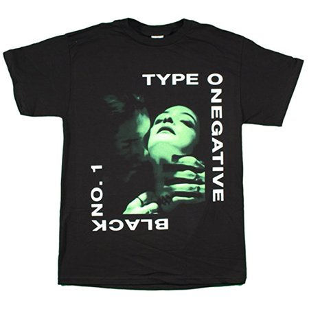 Type O Negative Black No. 1 T-Shirt - Official Firefly Merchandise