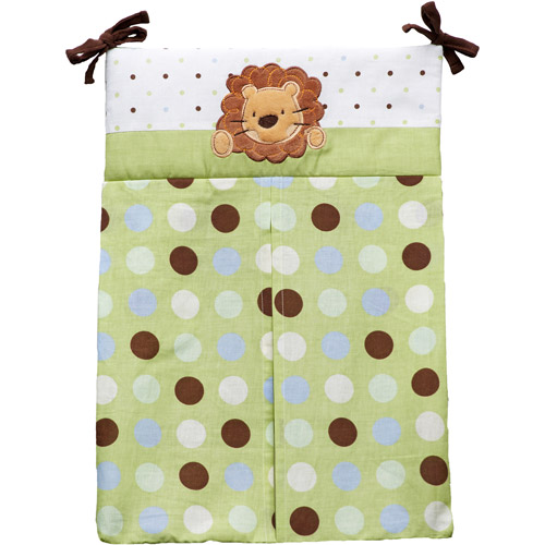 Little Bedding by NoJo - Jungle Pals Diaper Stacker