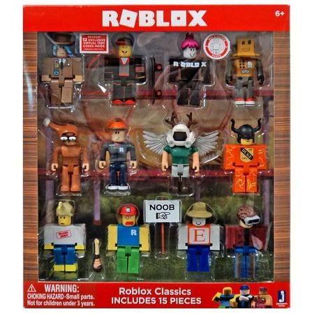 Roblox Classics Action Figure 12 Pack Walmart Com