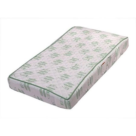 Harriet Bee Glenni Feathers Muslin Quilted Changing Pad (Quilted Muslin)