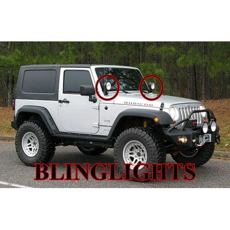 Fantastic Jeep Wrangler Jk Tj Yj Off Road Windshield Side Mirror Auxiliary Wiring Database Rimengelartorg