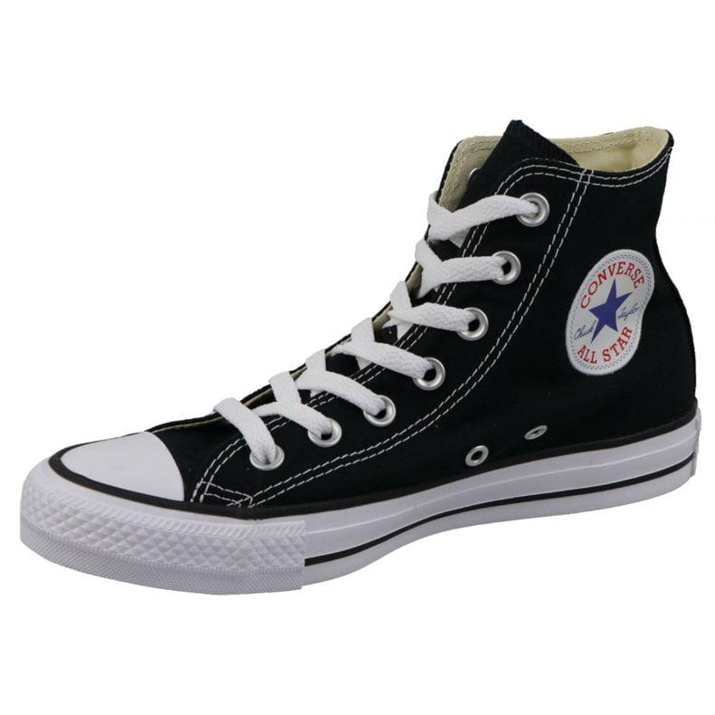 star high top sneakers m9160 black