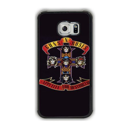 Guns And Roses Galaxy S7 Case