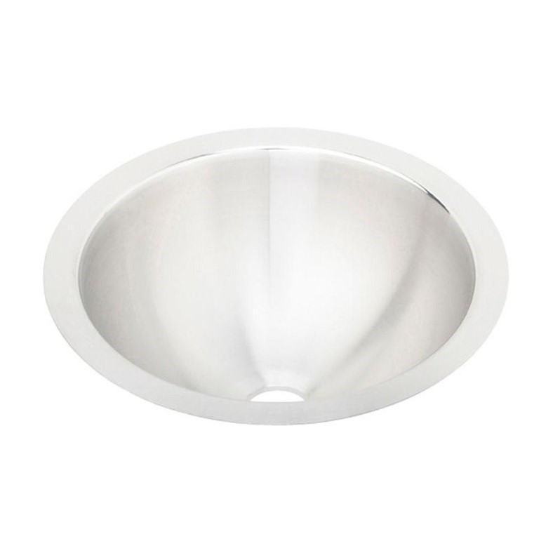 Elkay ELUH12 The Mystic Lustertone Stainless Steel Single Bowl Undermount Sink