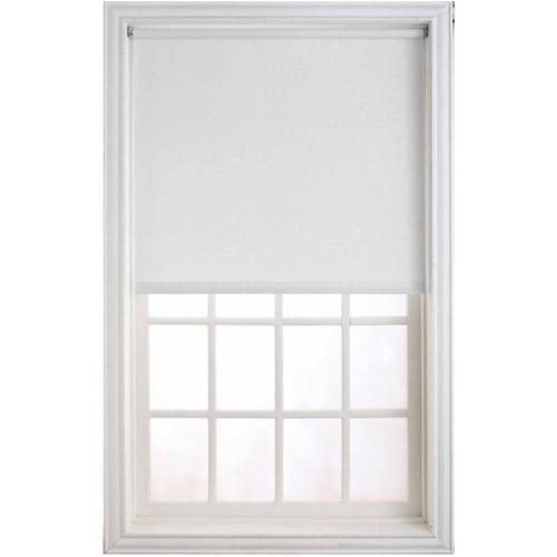 "Newell Window Fashions HRSMWF3706601D 37"" x 66"" White Window Shade"