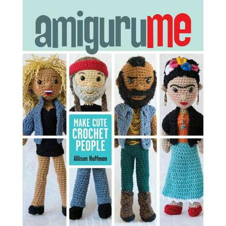 AmiguruME: Make Cute Crochet People by