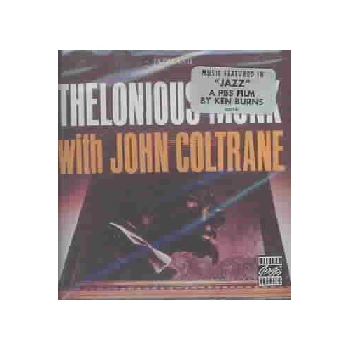 Thelonious Monk With John Coltrane (Remaster)