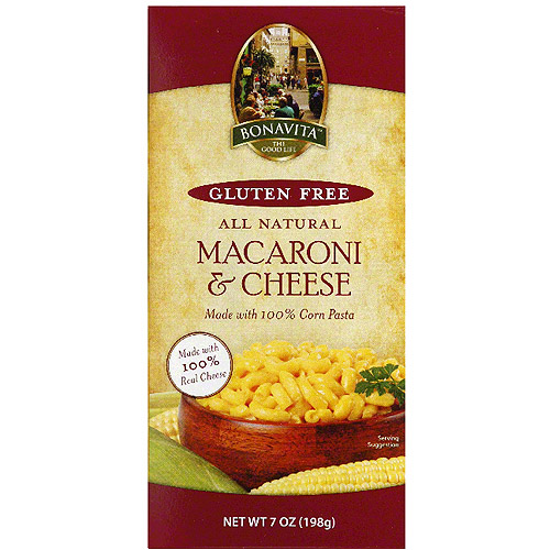 Bonavita Macaroni & Cheese, 7 oz, (Pack of 12)