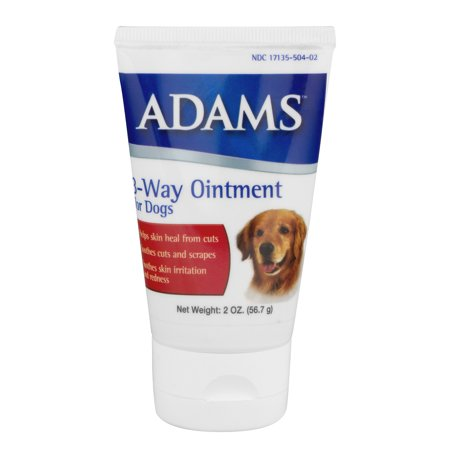 Image of Adams 3-Way Ointment for Dogs, 2.0 OZ
