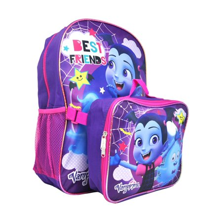 Girls Vampirina Best Friends Backpack 16