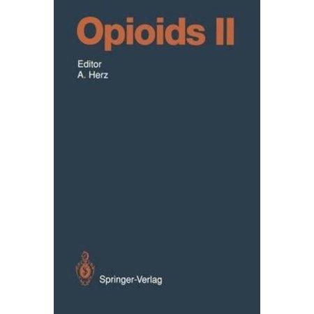 Opioids Ii