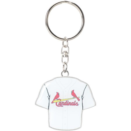 Yadier Molina St. Louis Cardinals Reversible Jersey Keychain - No Size