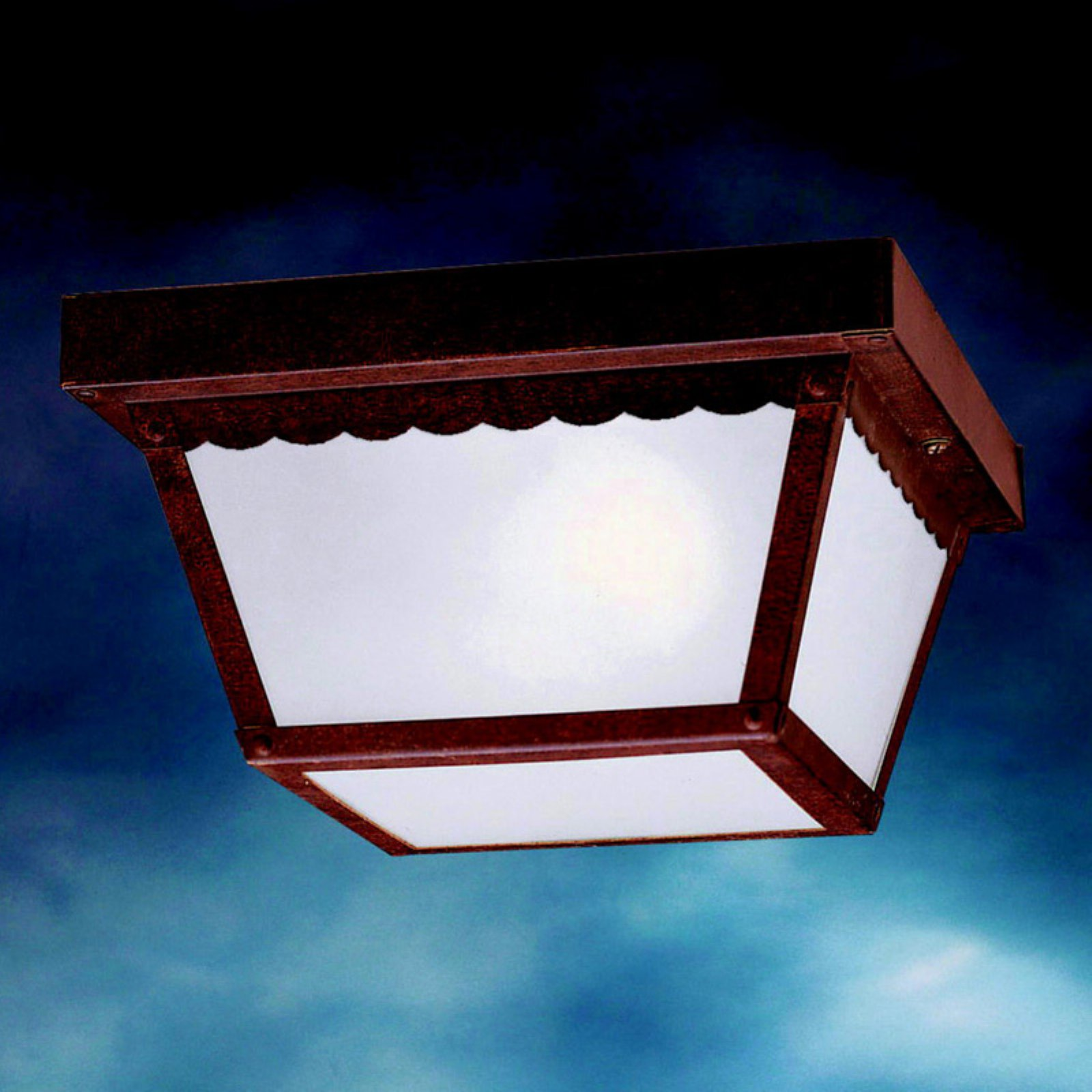 Kichler Outdoor Miscellaneous 345 Outdoor Ceiling - 9.25 in.