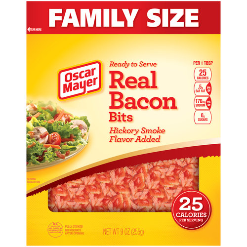 Oscar Mayer Real Bacon Bits, 9 oz