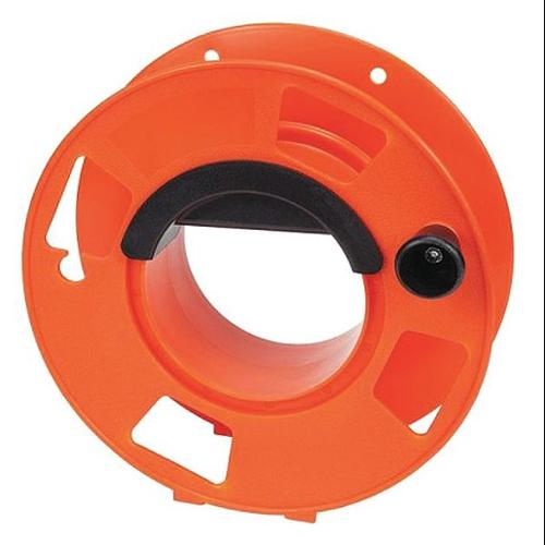 BAYCO KW-110 Cord Storage Reel, No Cord, Orange
