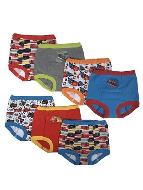 c390bfe3f0e Product Image Disney Cars Boys Potty Training Pants Underwear Toddler 7-Pack  Size 2T 3T 4T
