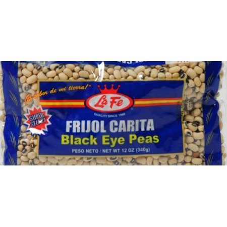 La Fe Dry Black Eye Peas