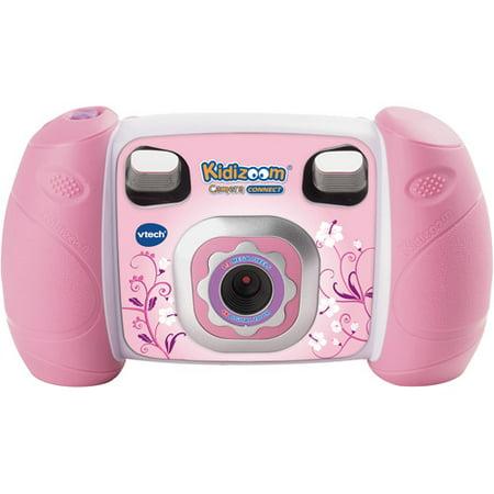 VTech Kidizoom Camera Connect, Pink - Walmart.com
