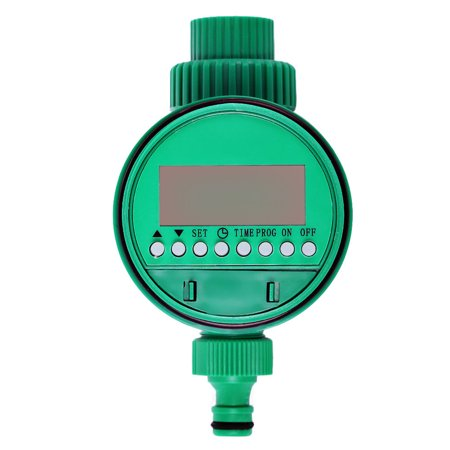 Smart Garden Irrigation Controller and Watering Hose