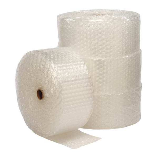 Bubble Roll,1/2 in.,250 ft.,Clear,PK4 39UL01