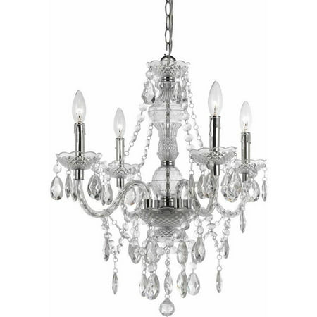 (Naples Elements Mid-size Chandelier)