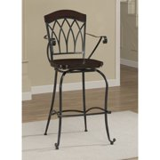 AHB Arielle Counter Height Stool