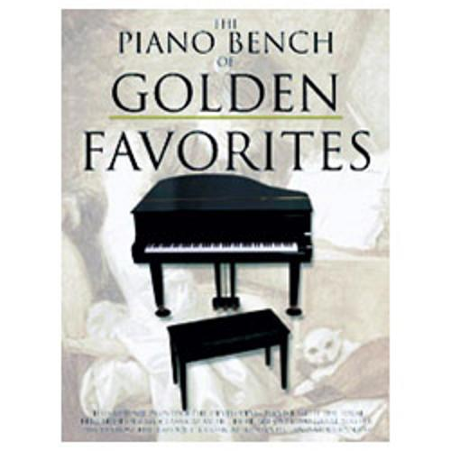 Hal Leonard The Piano Bench Of Golden Favorites