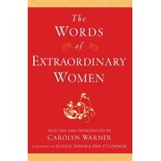 The Words of Extraordinary Women - eBook