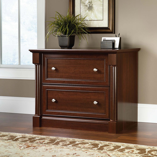 Sauder Palladia Lateral File, Multiple Finishes