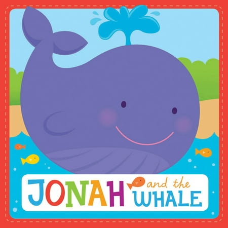 Jonah and the Whale Christian Padded Board Book (Jonah And The Whale Crafts)
