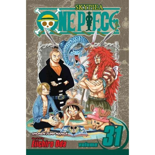 One Piece 31: We'll Be Here