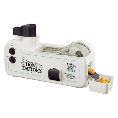Nostalgia Electrics Automatic Mini Donut Factory Walmartcom