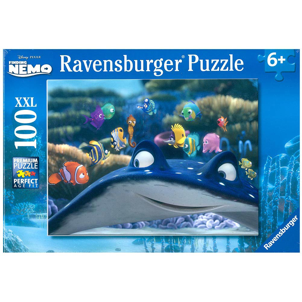 Nemo and His Friends 100 Piece Puzzle