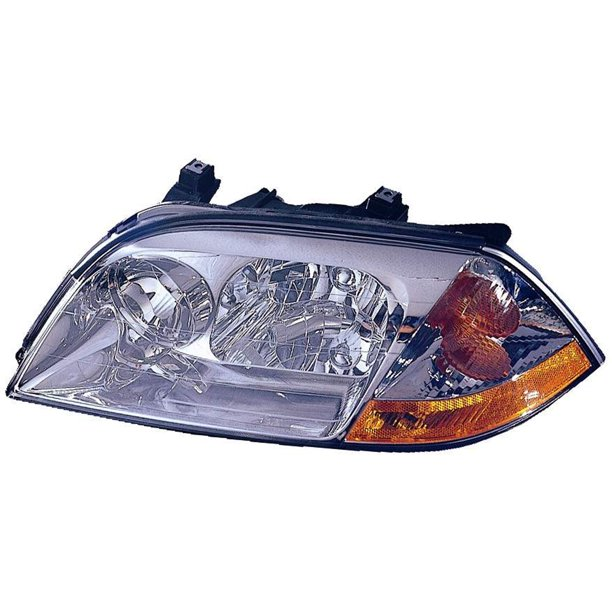Aftermarket 2001-2003 Acura MDX Driver Side Left Head Lamp