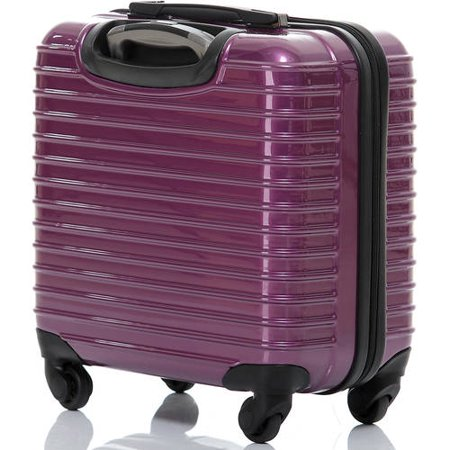 Merax Travelhouse PC + ABS Professional Carry-On Business Luggage Laptop Suitcase with TSA lock