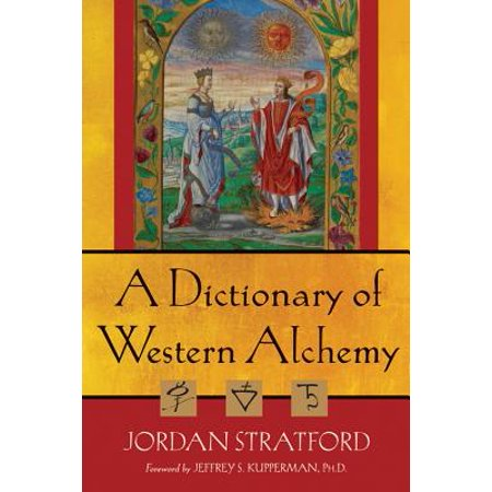 A Dictionary Of Western Alchemy Walmart