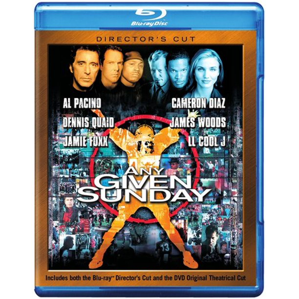 Any Given Sunday (15th Anniversary) (Blu-ray)