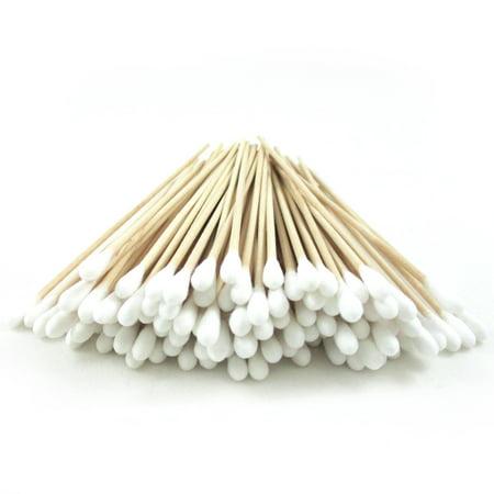 200 Pc Cotton Swab Applicator Q-tip Swabs 6