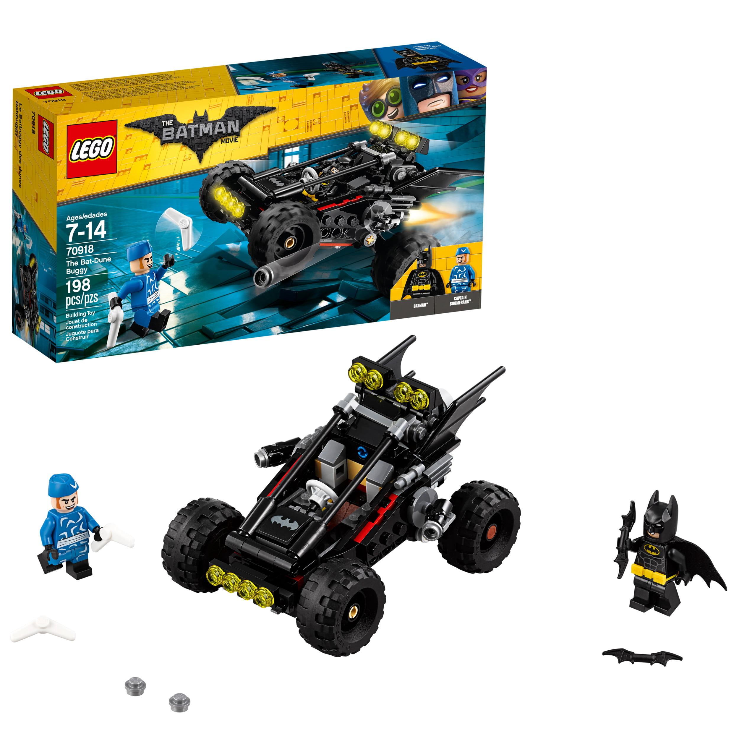 Lego Batman Movie The Bat-Dune Buggy 70918 by LEGO System Inc