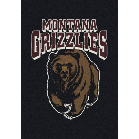 Milliken Ncaa College Spirit Area Rugs - Contemporary 74377 Ncaa College Team Sports Novelty