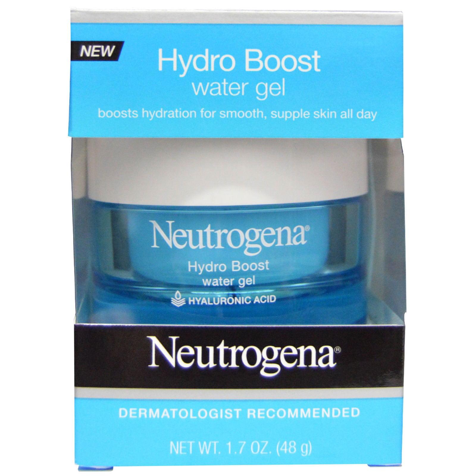 Neutrogena Hydro Boost Water Gel 1.7 oz (Pack of 2) Claudia Stevens Skin Toning Serum