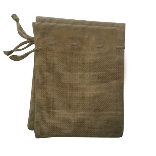 Creative Essentials Burlap Craft Bags Cinch Bag - Walmart.com