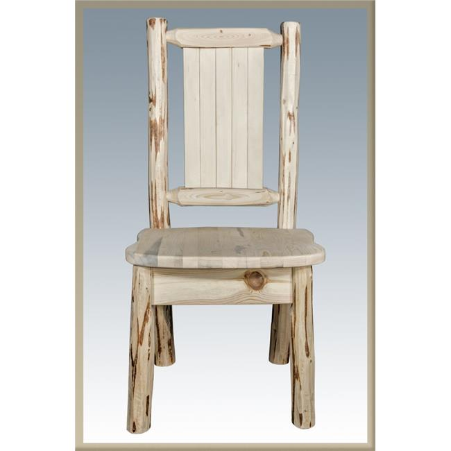Montana Woodworks Montana Dining Side Chair