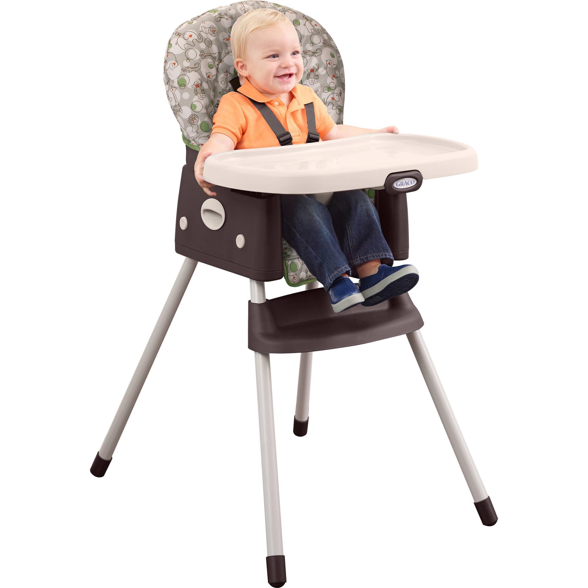 Graco SimpleSwitch 2 In 1 High Chair, Zuba   Walmart.com