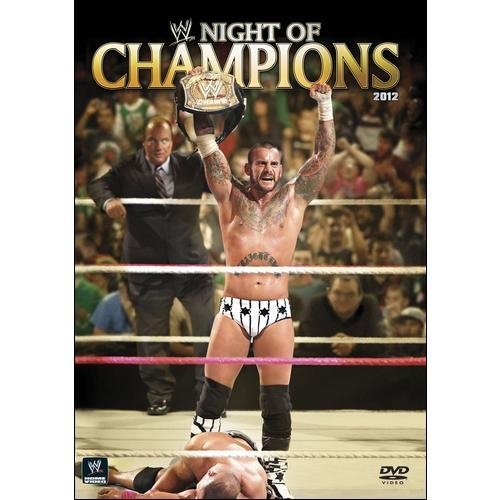 WWE: Night Of Champions 2012 (Full Frame)