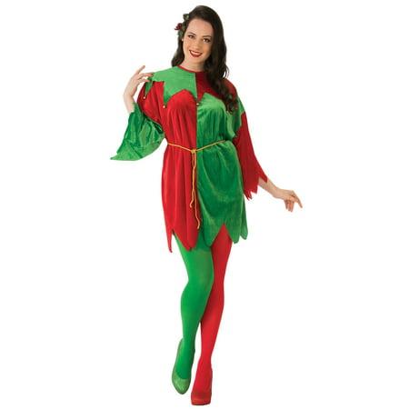 Adult Elf Costume - Size Standard](Elf Costume Adults Homemade)