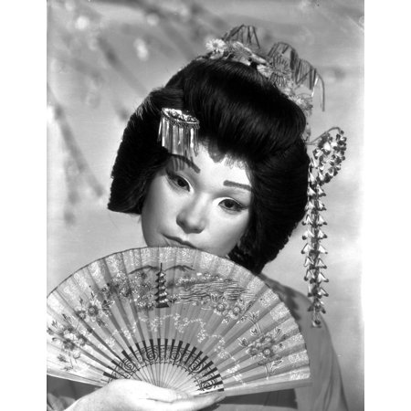 Shirley MacLaine in oriental costume Photo - Oriental Trading Costumes