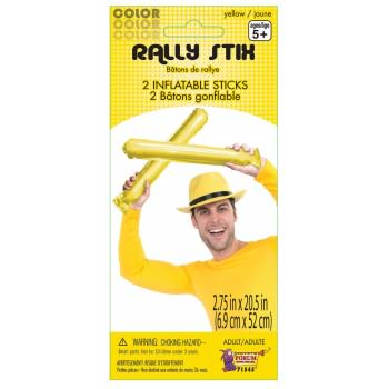 COLORED SPIRIT STICKS-YELLOW 12 PACK](Spirit Halloween Website)